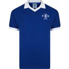 Camiseta Chelsea 1976/77