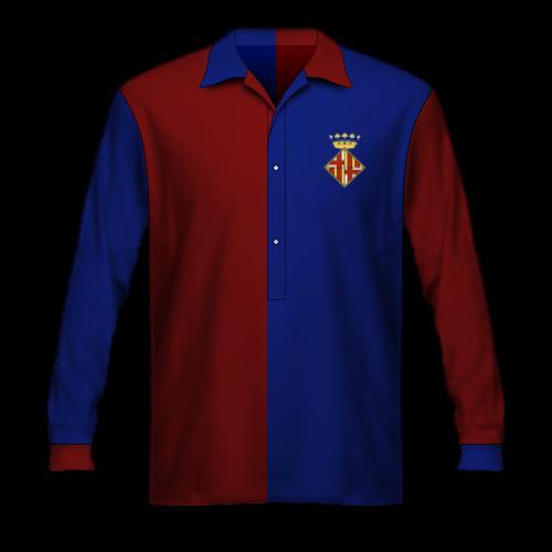 Camiseta FC Barcelona 1899
