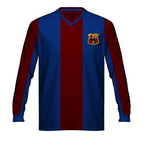 Camiseta FC Barcelona 1928