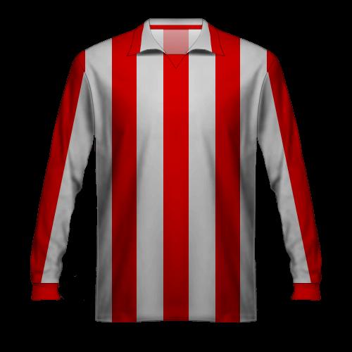 Camiseta Atlético de Madrid 1960-61