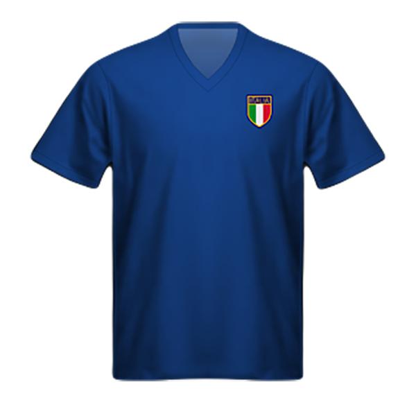 Camiseta Italia 1966