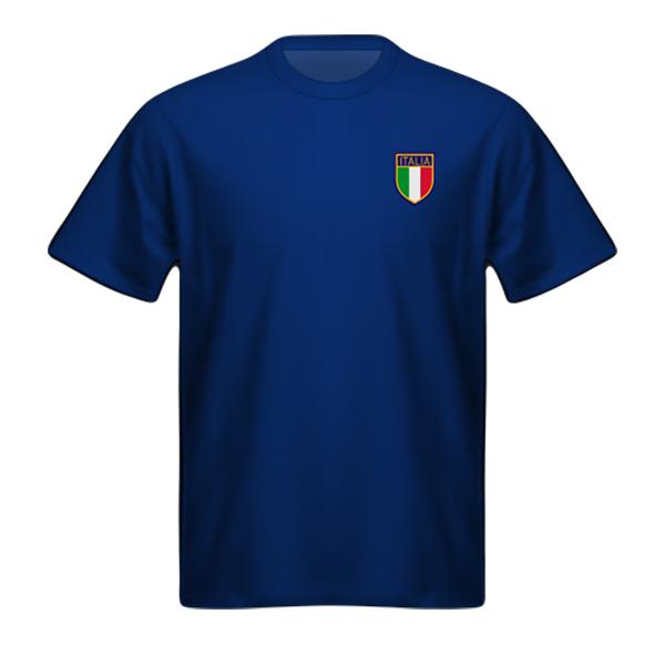 Camiseta Italia 1968