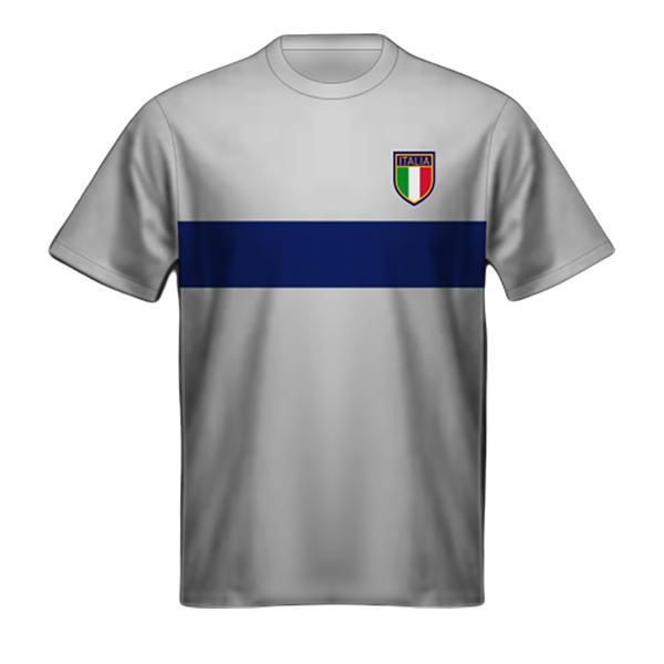 Camiseta Italia Segunda 1968