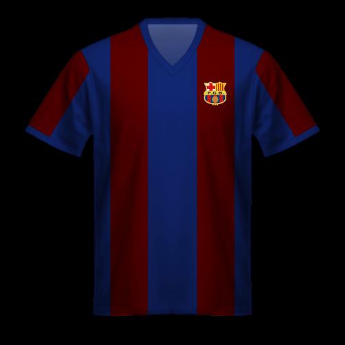 Camiseta FC Barcelona 1973/74, la camiseta blaugrana de Johan Cruyff