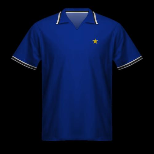 Juventus 1977 Away UEFA