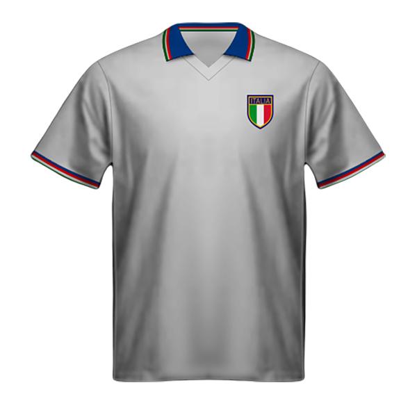 Camiseta Italia Segunda 1982