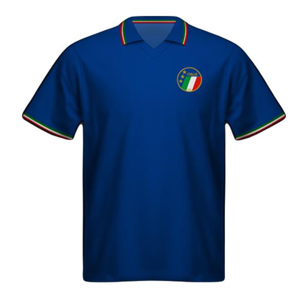 Camiseta Italia 1990
