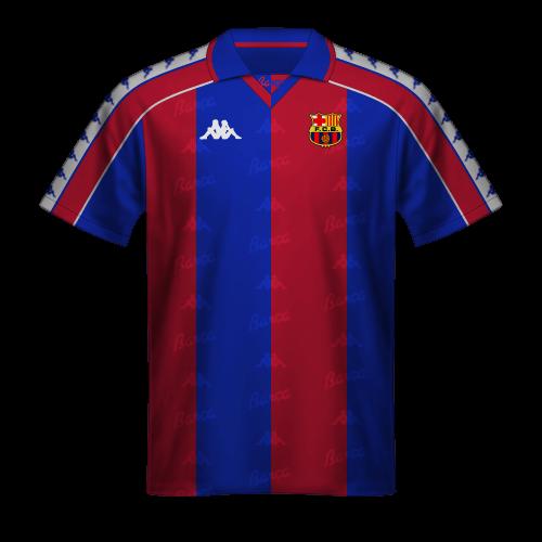 Camiseta FC Barcelona 1992/93