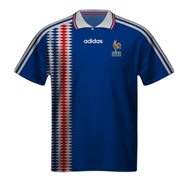 Camiseta Francia 1994