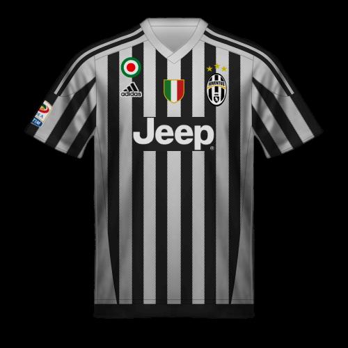 Juventus 2015-16