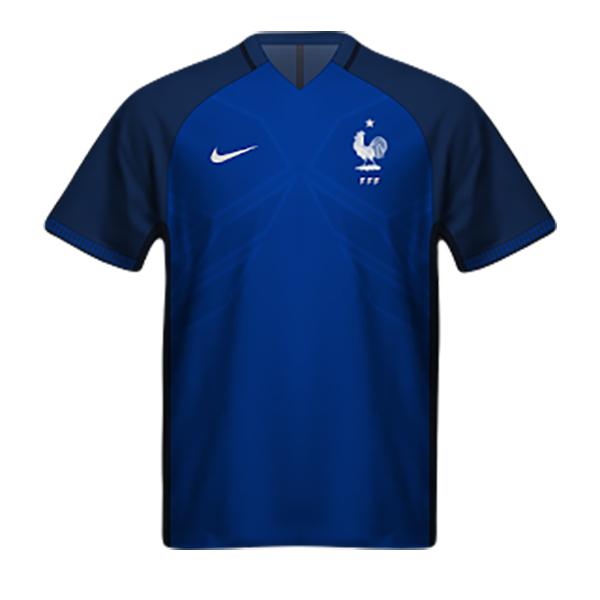 Camiseta Francia 2016