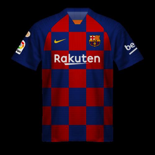 Camiseta FC Barcelona 2019/20