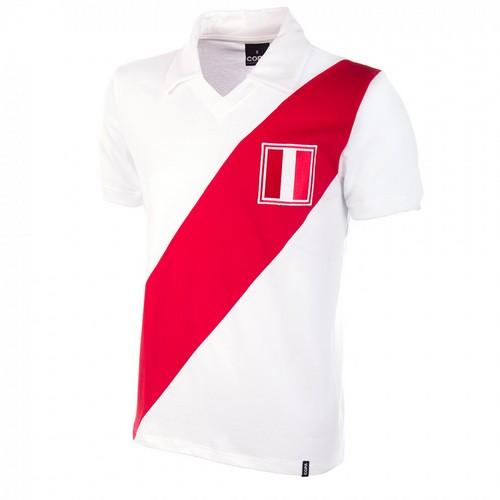 Camiseta Retro Peru años 70