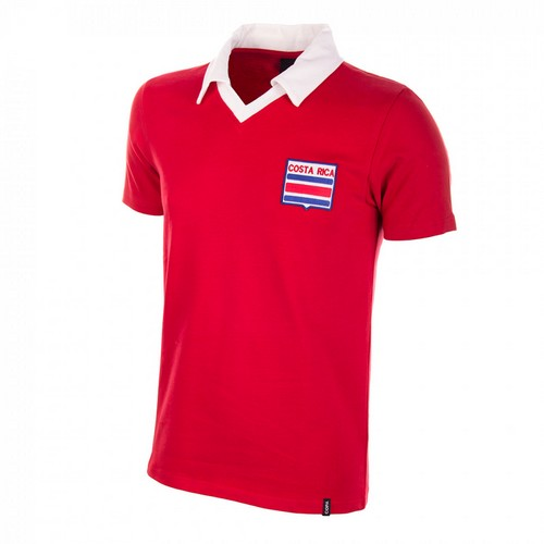 Camiseta Retro Costa Rica 1988