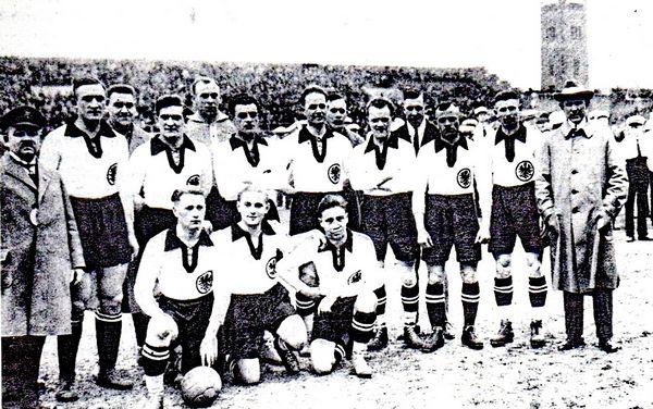 Selección de Alemania en 1924