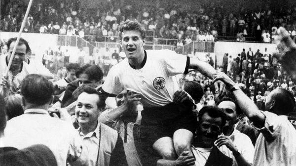 Alemania en el Mundial de 1954
