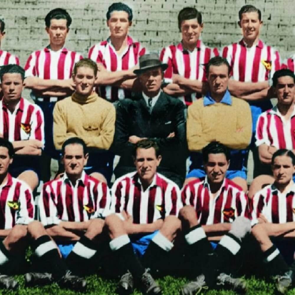 Atlético Aviación Atlético de Madrid años 40