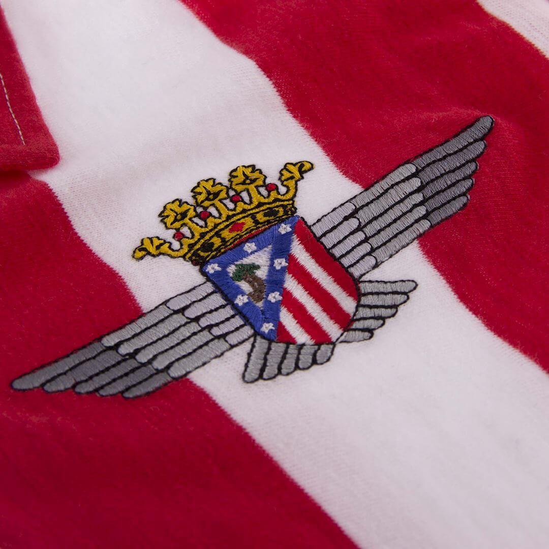 Camiseta Atlético de Madrid 1939-40 Atlético Aviación