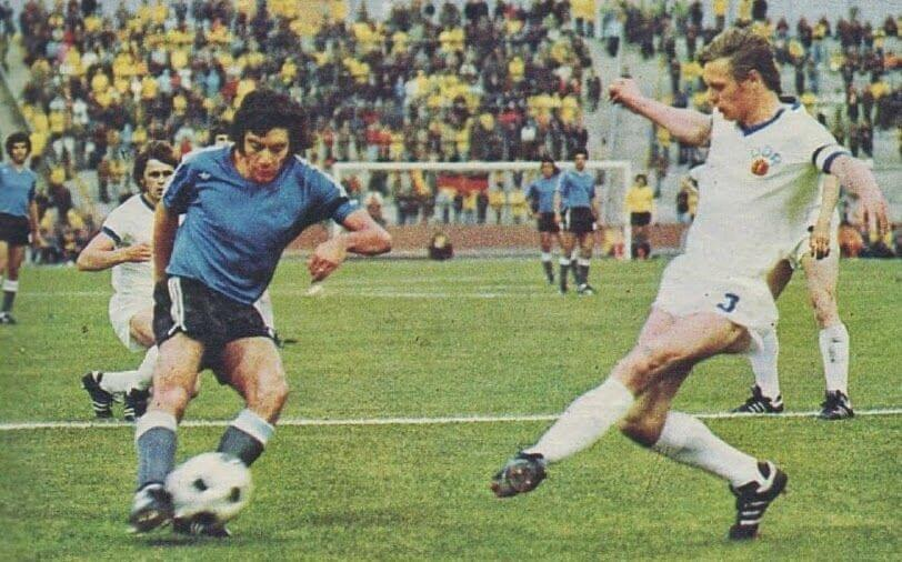 DDR frente a Argentina mundial 1974
