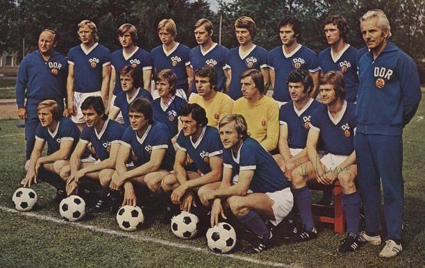 Camiseta Retro DDR 1974