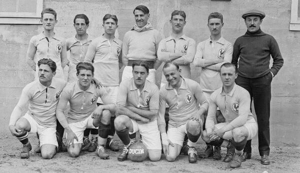 Selección de Francia 1920