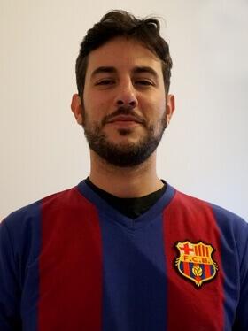 Camiseta retro Barcelona