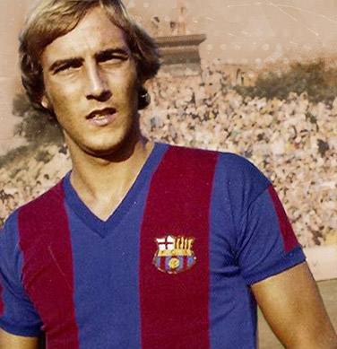 Camisetas retro FC Barcelona