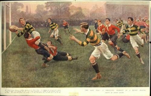 Pioneros del Rugby
