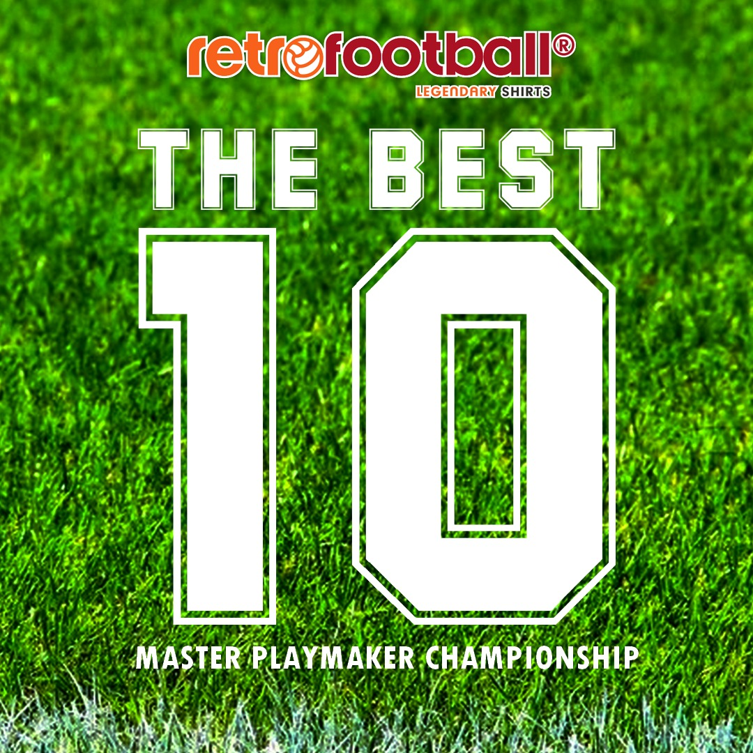 The best 10 - Master Playmaker Championship de Retrofootball