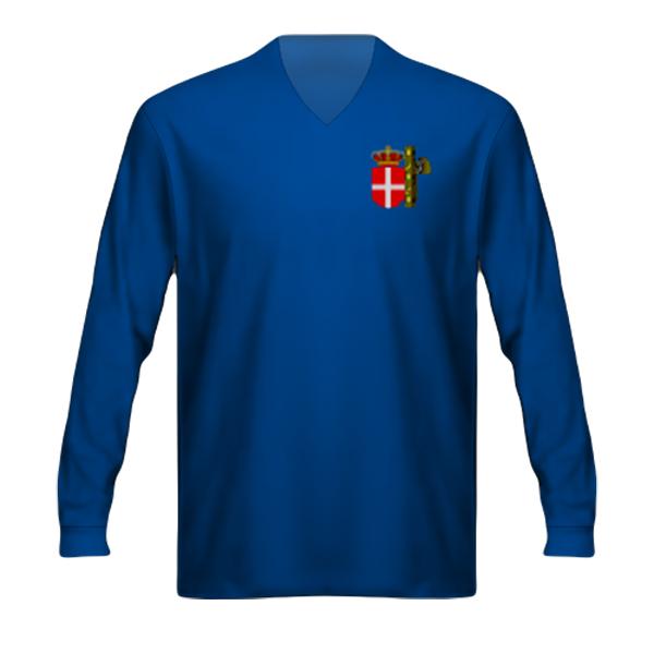 Camiseta Italia 1934