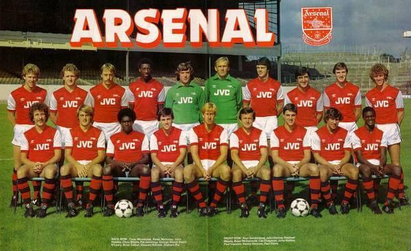 Arsenal FC 1982 1983