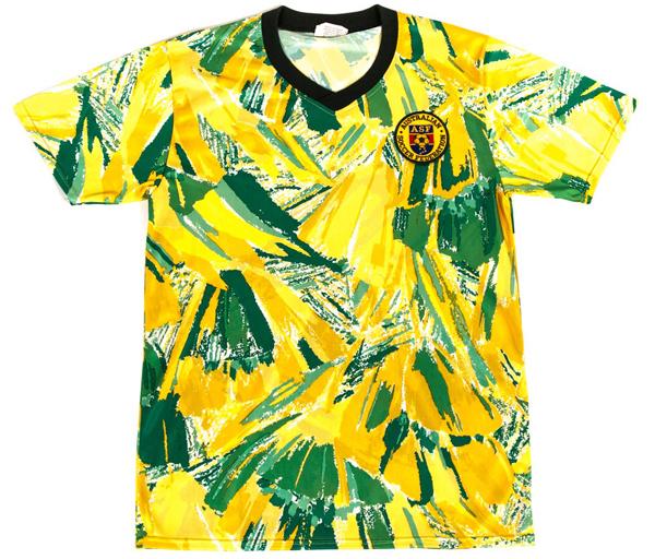 Camiseta Australia 1990