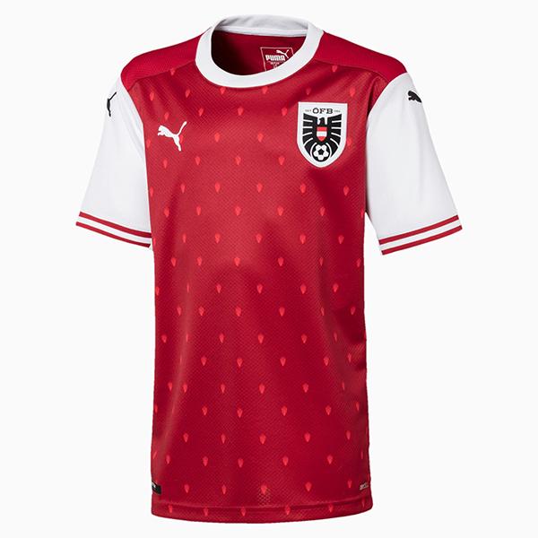 Camiseta Austria Eurocopa 2020