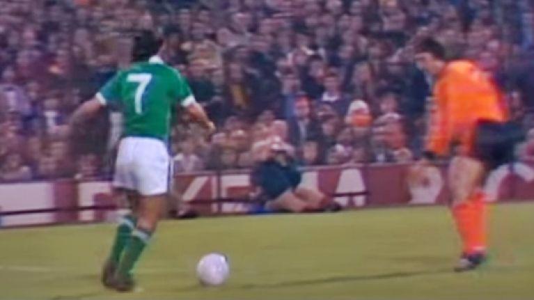 George Best Johan Cruyff Holanda Irlanda del Norte 1976