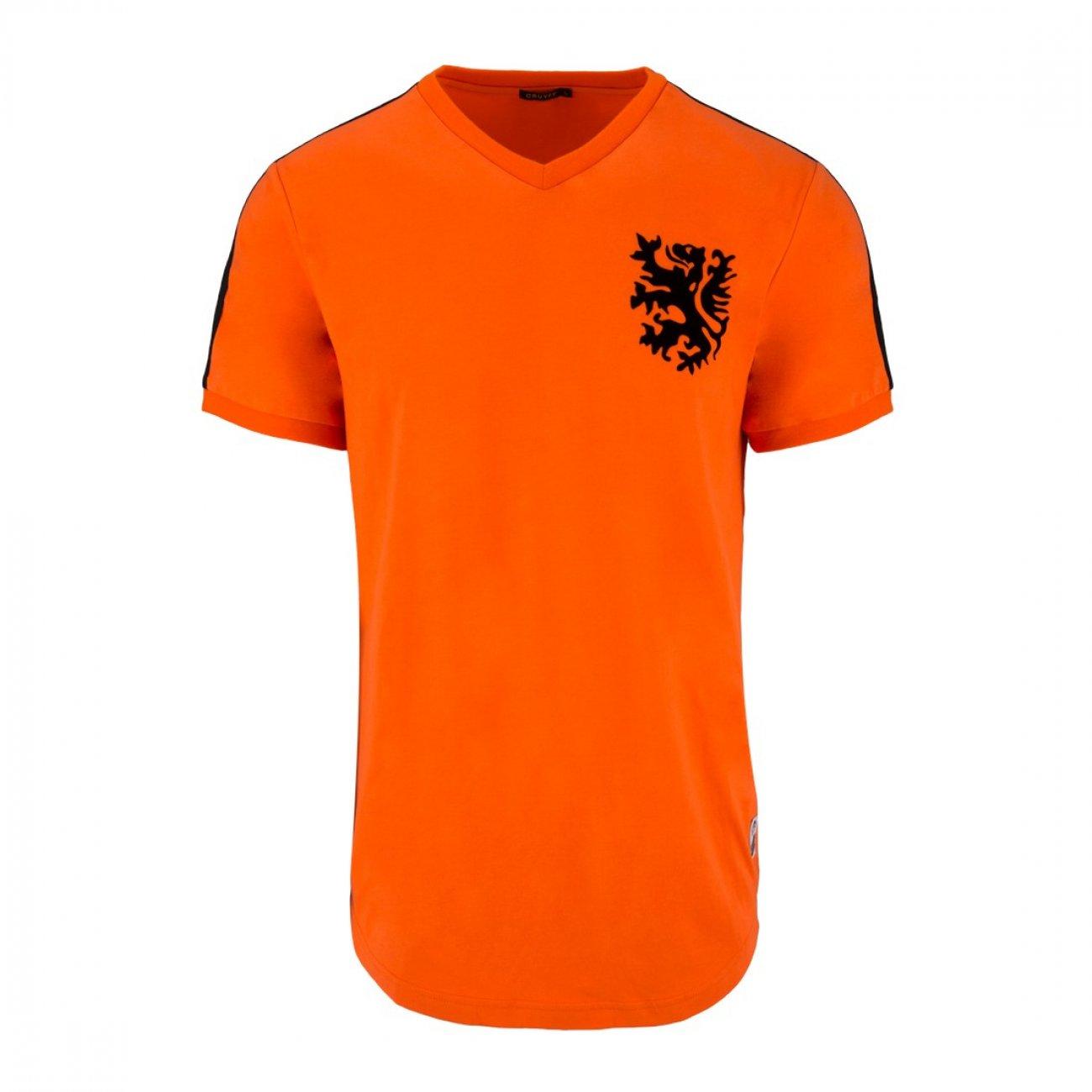La Camiseta de Cruyff con Holanda 1974