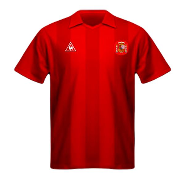 Camiseta España Eurocopa Francia 1984