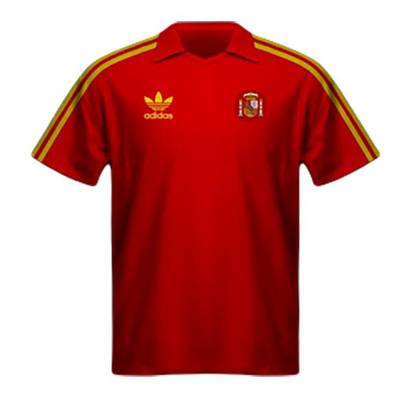 Camiseta España Mundial 1982