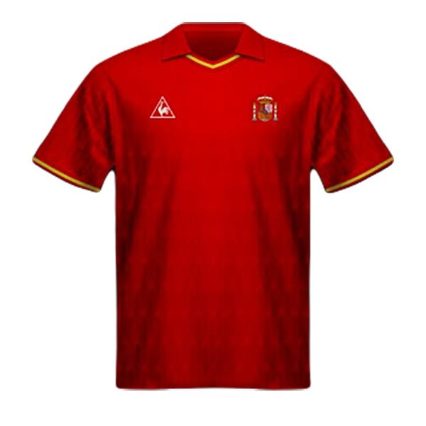 Camiseta España Mundial Italia 1990