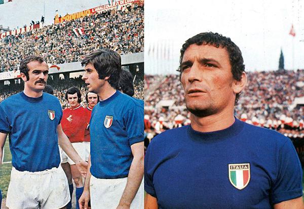 Camiseta Italia Vintage
