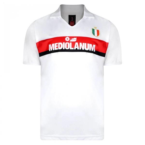 Camiseta vintage AC Milan 1988/89 visitante