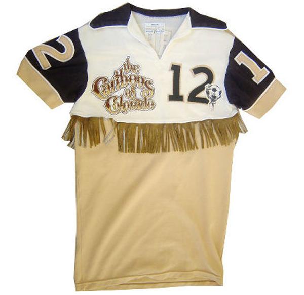 Camiseta Colorado Caribous 1978