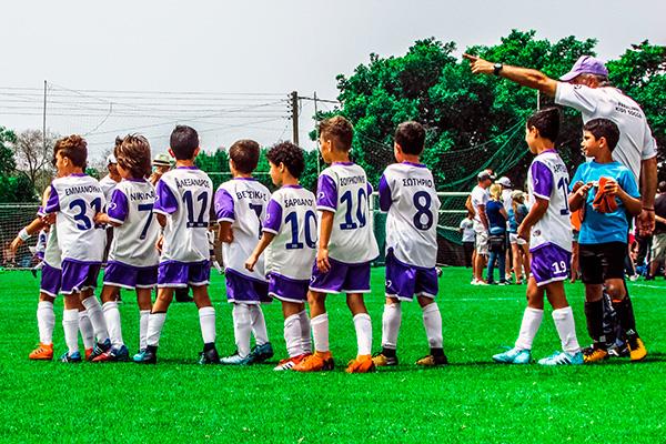 Fútbol, valores y desarrollo