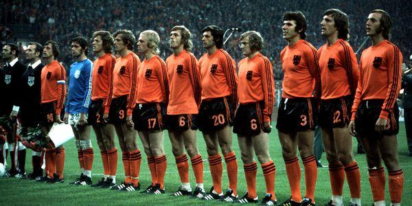 Selección de Holanda en 1974 - Copa Mundial en Alemania Occidental