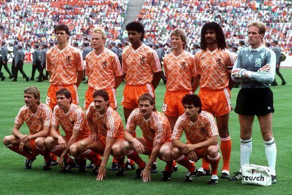 Selección de Holanda en 1988 - Eurocopa 88