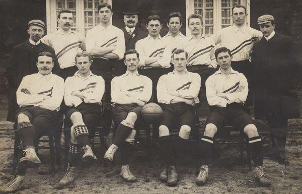 Selección de Holanda en 1905