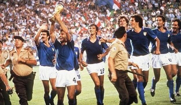España '82: Italia campeón del Mundial de 1982