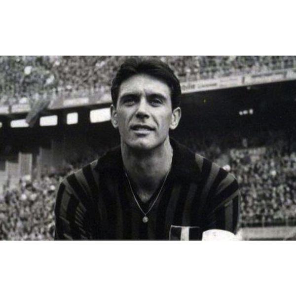 Cesare Maldini AC Milan 1963