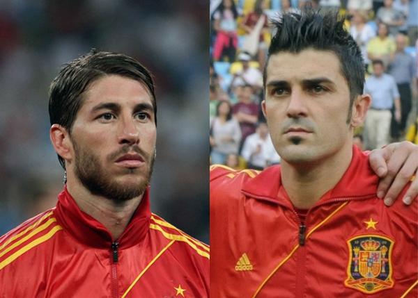 Jugadores históricos España