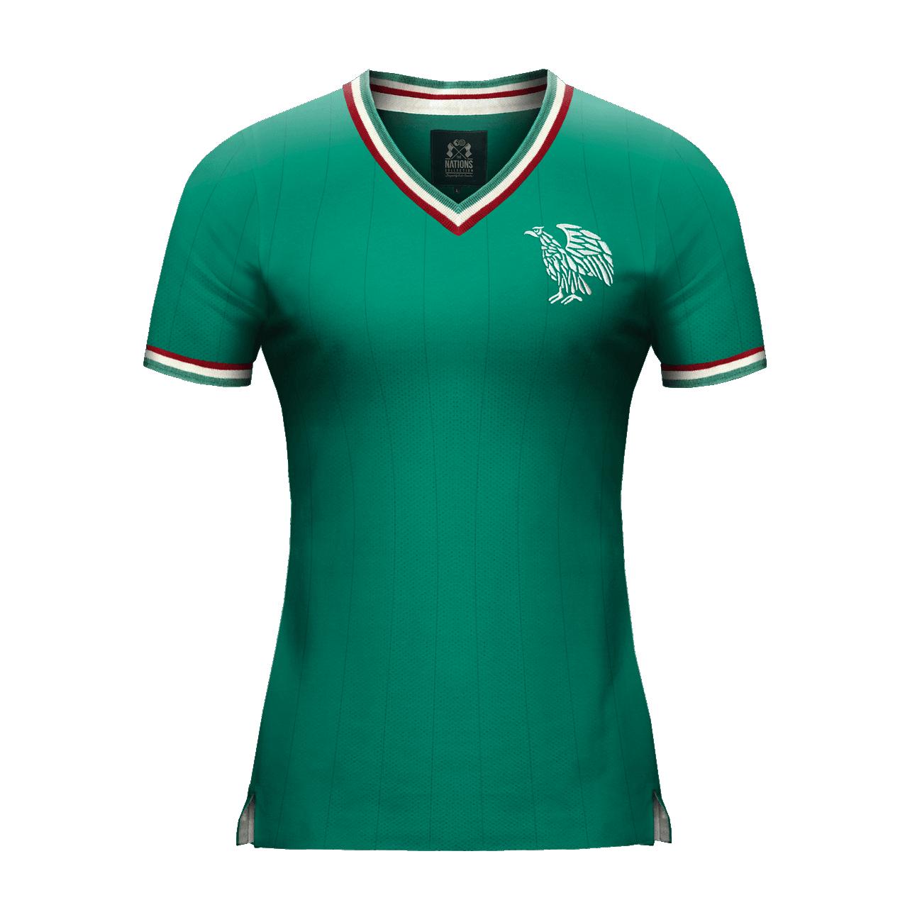 Camiseta Mexico El Tri