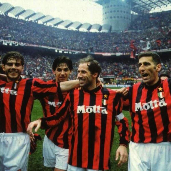 AC Milan final Liga de Campeones 1994